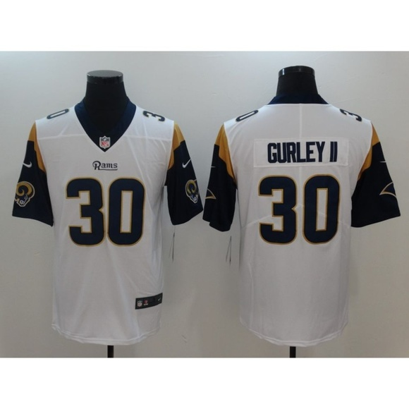 newest d12f7 6fad4 Los Angeles Rams Todd Gurley Jersey (5)